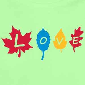 fall_leaves_color Shirts - Baby T-Shirt