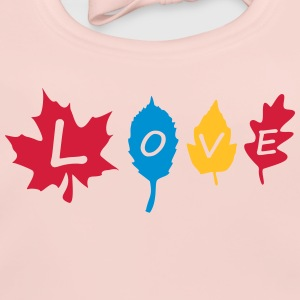 fall_leaves_color Accessories - Baby Organic Bib
