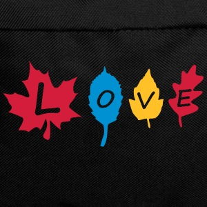 fall_leaves_color Bags & backpacks - Backpack