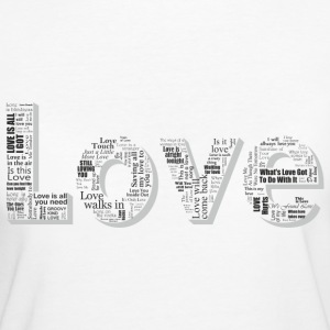 Love T-shirts - Organic damer