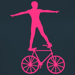 bicyclette equilibre discipline cirque 1 Tee shirts - T-shirt Femme