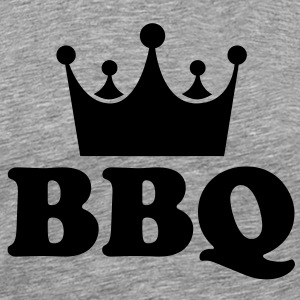 bbq barbecue king Tee shirts - T-shirt Premium Homme