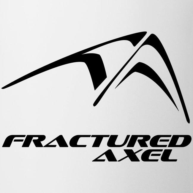 Fractured Axel Mug
