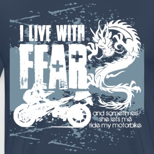 Kabes Fear T-Shirt - Men's Premium T-Shirt