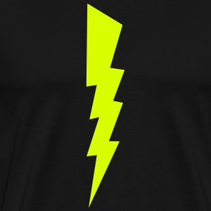 Bolt - Lightning - Shock - Electric T-Shirts - Men's Premium T-Shirt