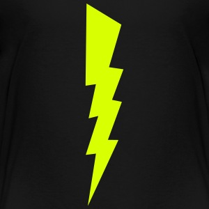 Bolt - Lightning - Shock - Electric Shirts - Kids' Premium T-Shirt
