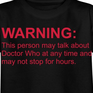 warning Shirts - Kids' T-Shirt