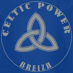 Celtique Power Breizh 1 Tee shirts - T-shirt Ado