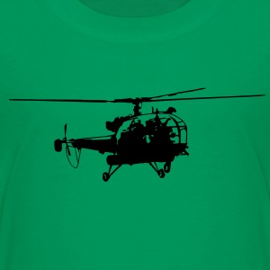 Helicopter Tee shirts - T-shirt Premium Enfant