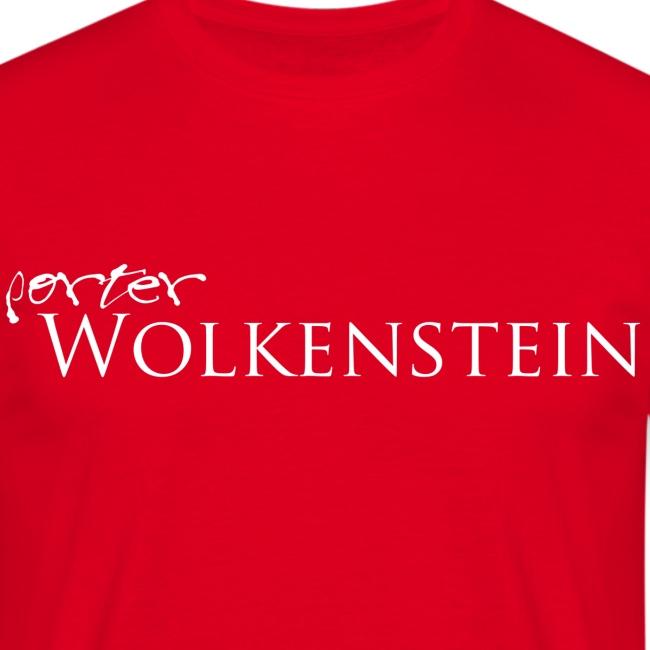 PORTER Wolkenstein Typo