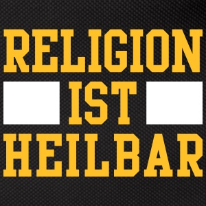 Religion ist heilbar Bags & backpacks - Bum bag