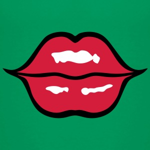 bouche levre kiss mouth lip 30 Tee shirts - T-shirt Premium Enfant