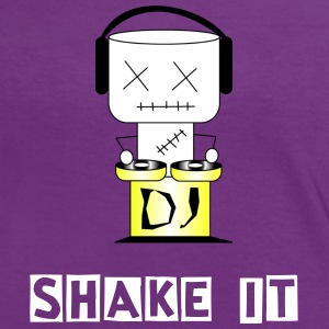 Shake It - Frauen Kontrast-T-Shirt