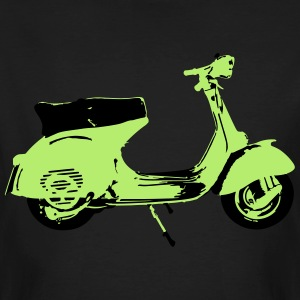 Scooter Vespa 150 gs Tee shirts - T-shirt bio Homme