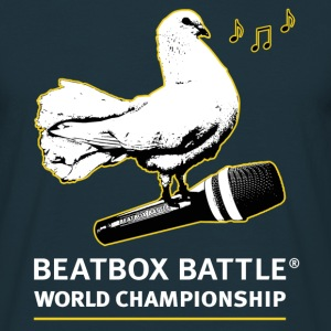 3rd Beatbox Battle World Championship - Männer T-Shirt