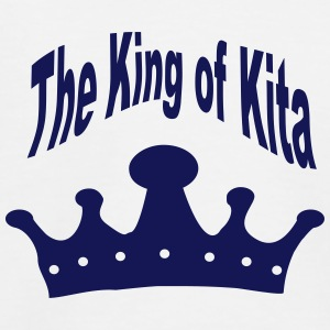 The King of Kita T-Shirts - Kinder Baseball T-Shirt