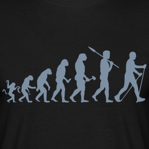 Evolution Nordic Walking T-Shirts - Männer T-Shirt