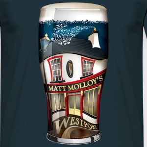 Going for a Pint - Men's T-Shirt