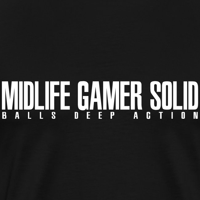 Midlife Gamer Solid 2