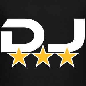 DJ T-shirts - Teenager premium T-shirt