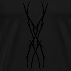 Tribal Tattoo T-shirts - Premium-T-shirt herr