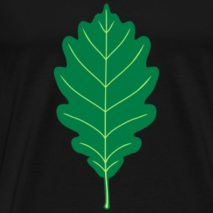 Oak Leaf T-Shirts - Men's Premium T-Shirt