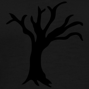 Tree T-shirts - Herre premium T-shirt