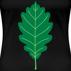Oak Leaf T-Shirts - Women's Premium T-Shirt