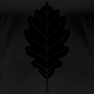 Oak Leaf T-Shirts - Frauen Premium T-Shirt