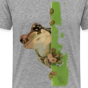 frog 1 by dk Tee shirts - T-shirt Premium Homme