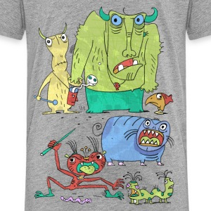 Monster Clan t-shirt Shirts - Kids' Premium T-Shirt