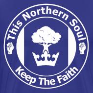 Design ~ TNS Logo - White