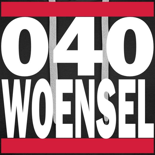 Woensel - 040 Hoodie