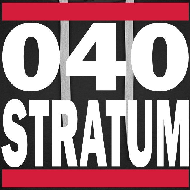 Stratum - 040 Hoodie