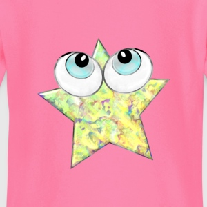 Star Long Sleeve Shirts - Baby Long Sleeve T-Shirt