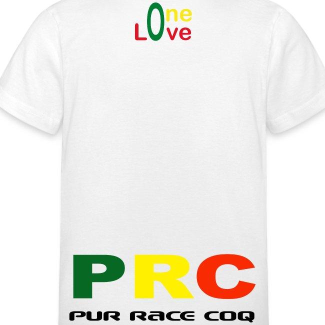 Tee shirt Enfant Pure Race Coq