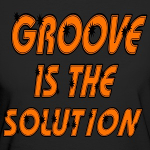 Groove is the Solution Tee shirts - T-shirt Bio Femme