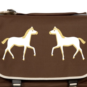 two foals Bags & backpacks - Shoulder Bag