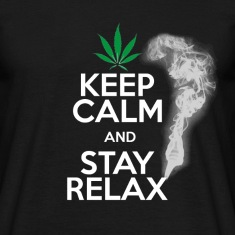 Keep Calm and Stay Relax... Man!