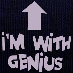 I'm with genius Caps & Hats - Winter Hat