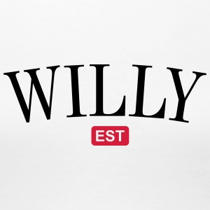 Willy est. (2c) T-Shirts - Frauen Premium T-Shirt