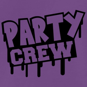 Party Crew Stamp T-Shirts - Men's Premium T-Shirt