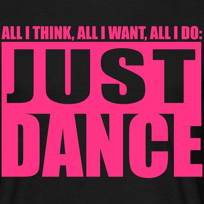 [JUST DANCE] noir