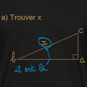 Trouver x T-Shirts - Men's T-Shirt