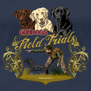 gundogs_field_trials T-Shirts - Women's Premium T-Shirt