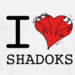 Love Shadoks - T-shirt Premium Homme
