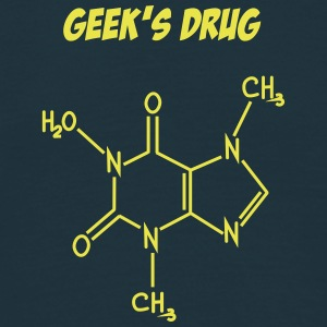 Geek's drug Tee shirts - T-shirt Homme