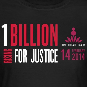 One Billion and Rising 2014 - Women's T-Shirt