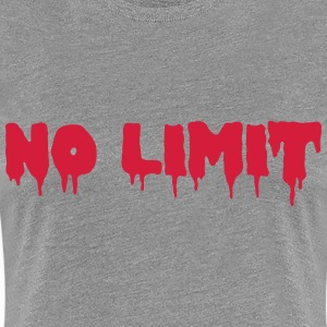 No Limit T-skjorter - Premium T-skjorte for kvinner