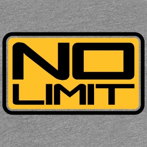 No Limit Shield T-shirts - Premium-T-shirt dam